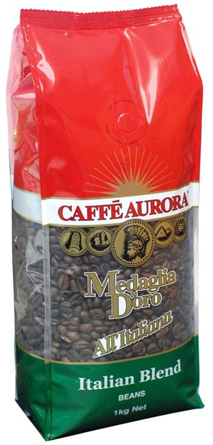 Picture of COFFEE - AURORA ITALIAN BLEND BEANS