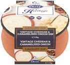 Picture of CHRIS HERITAGE VINTAGE CHEDDAR & CARAMELISED ONION DIP
