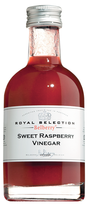 Picture of BELBERRY SWEET RASPBERRY VINEGAR 200ML
