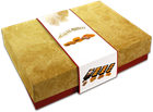 Picture of BELGIAN BUTTERS LUXURY BISCUIT SELECTION GOLD 380G