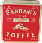 Picture of FARRAH'S CLOTTED CREAM TOFFEE 100G