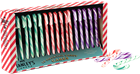 Picture of FESTIVE TIPPLE CANDY CANES 250G