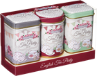 Picture of 3 PACK ENGLISH TEA PARTY SET