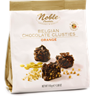 Picture of NOBLE CHOCOLATE ORANGE CLUSTIES 110G