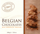 Picture of BELGIAN CHOCOLATE TRUFFLES 200G
