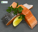 Picture of MOOFISH OCEAN TROUT PORTION SKIN ON
