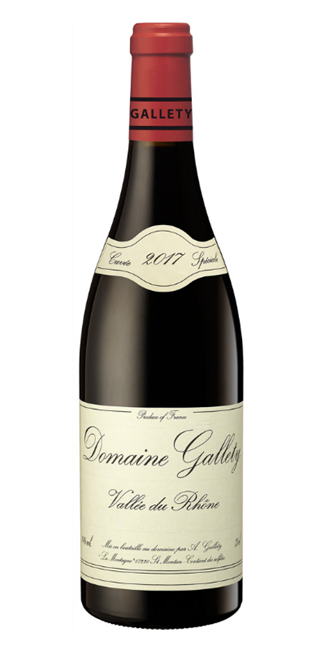 Picture of DOMAINE GALLETY ROUGE 2017