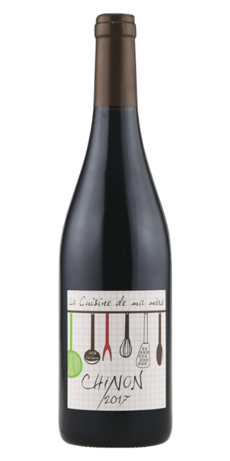 Picture of DOMAINE GROSBOIS CHINON MERE 2017