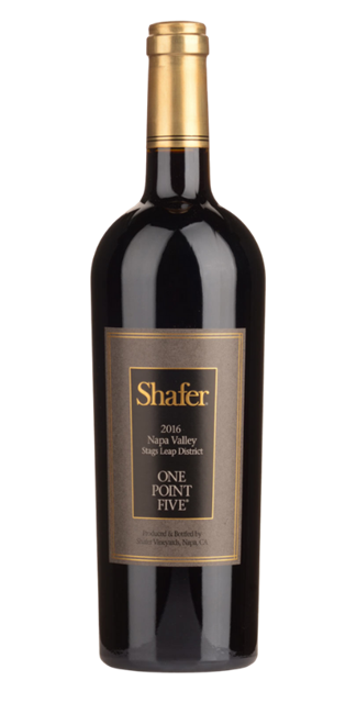 Picture of SHAFER ONE POINT FIVE CABERNET SAUVIGNON 2016