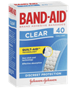 Picture of BANDAID CLEAR STRIPS