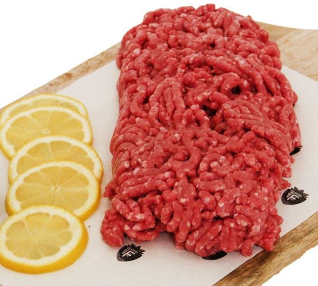 Picture of FREE RANGE  BEEF MINCE